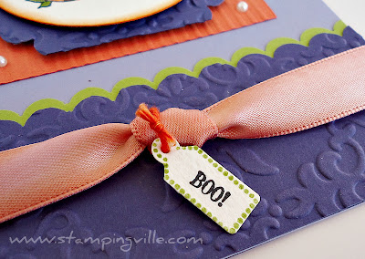 Uses For Paper Craft Punches on Handmade Greeting Cards