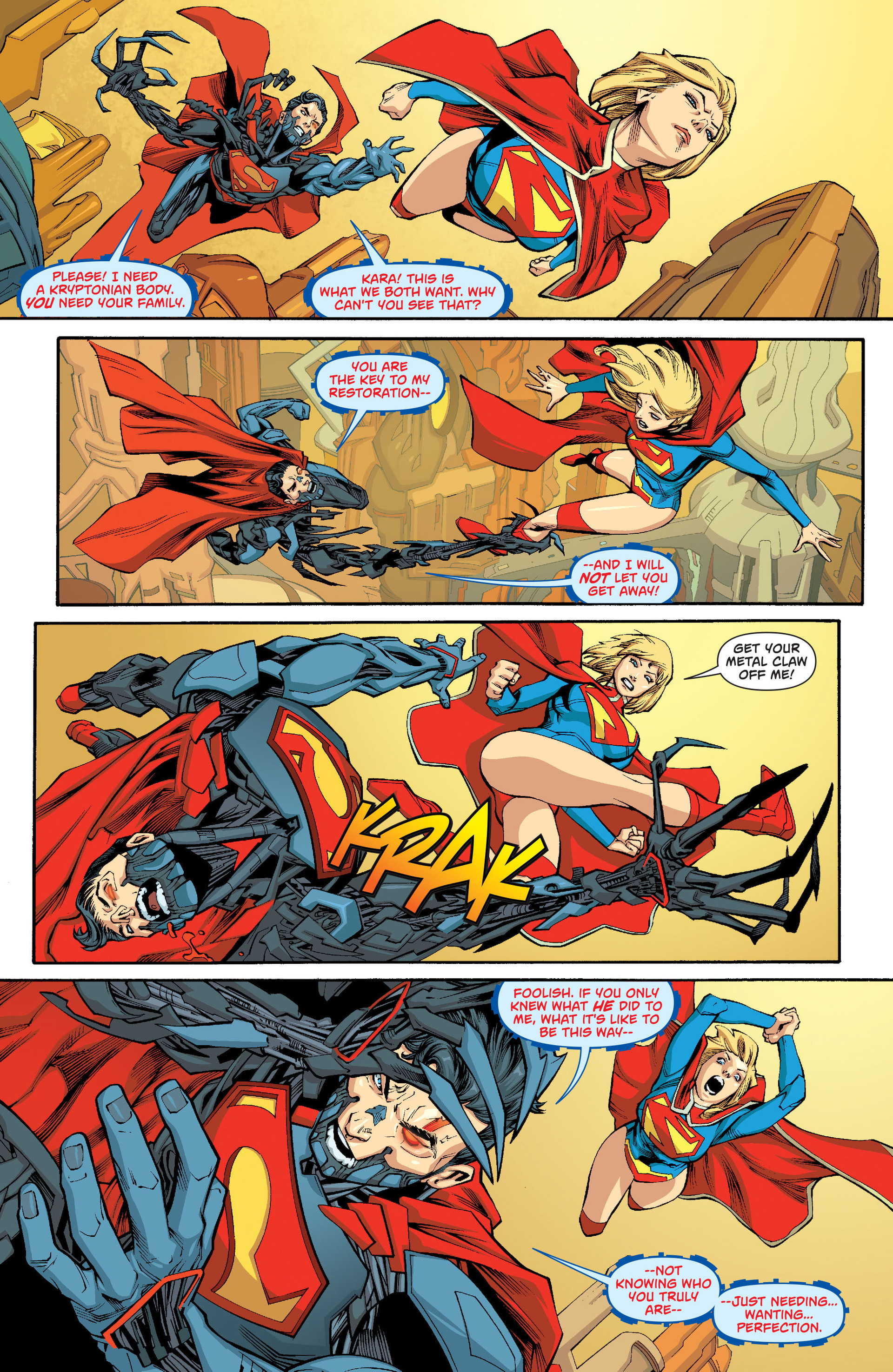 Supergirl (2011) Issue #22 #24 - English 13
