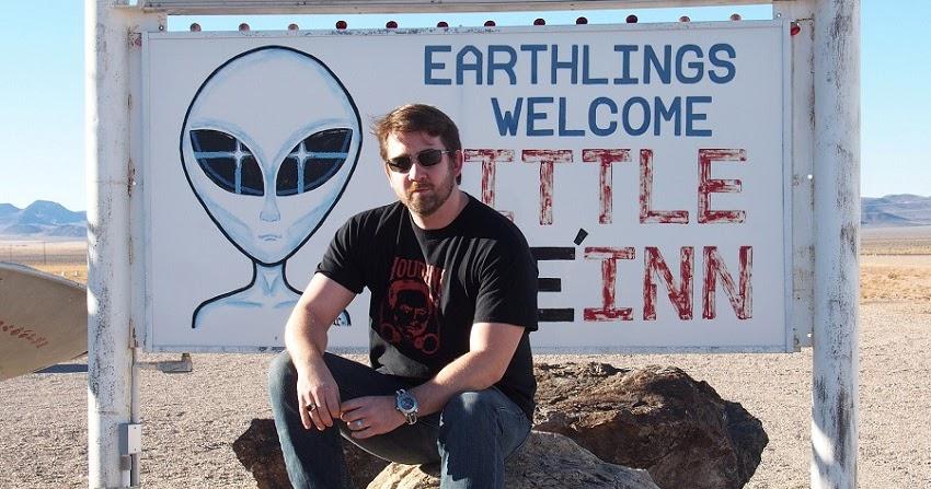 Extraterrestrial Highway Sightings