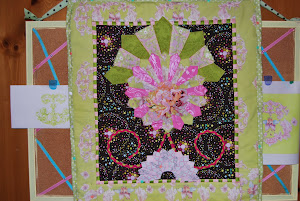 My First Desden Plate Quilt