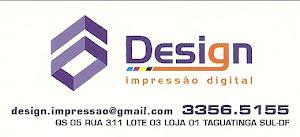 Design Impressão Digital