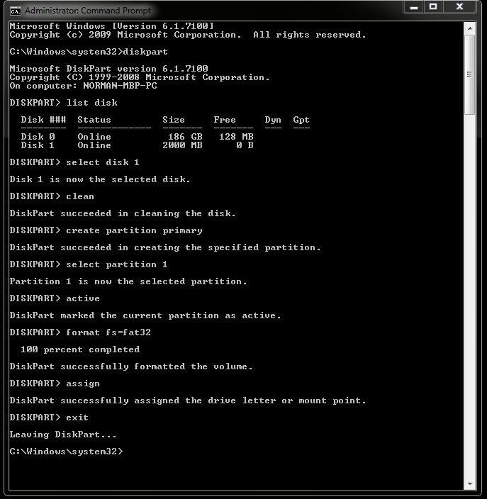 Cara Gampang Instal Ulang Windows 7 Dengan Bootable USB Tanpa Aplikasi