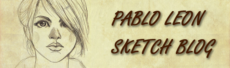Pablo Leon Sketch Blog