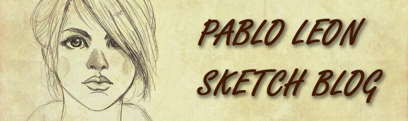 Pablo Leon Sketch Blog