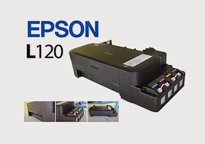 Epson L120 Photo Printer Driver