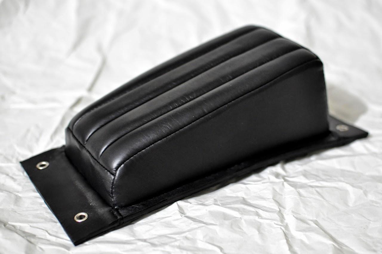 CRAZE GENUINE CUSTOM custom order gallery vintage bates seat replica pillion pad
