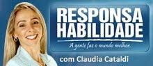 Jornalista Claudia Cataldi