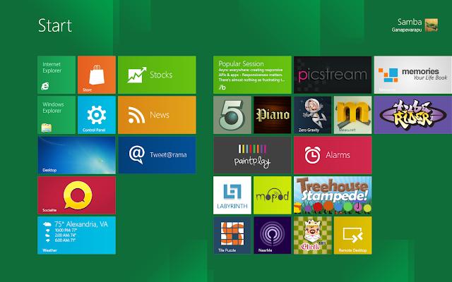 Bos Windows 8 Tinggalkan Mircosoft