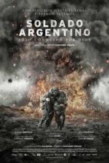 Soldado argentino, solo conocido por Dios en Español Latino
