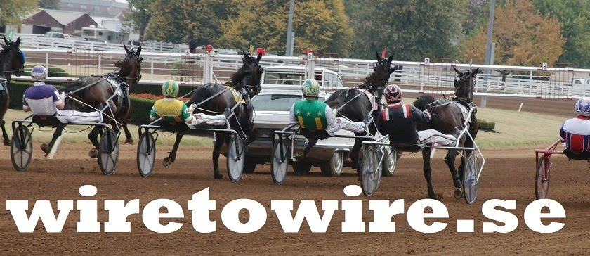 Wiretowire -harness racing