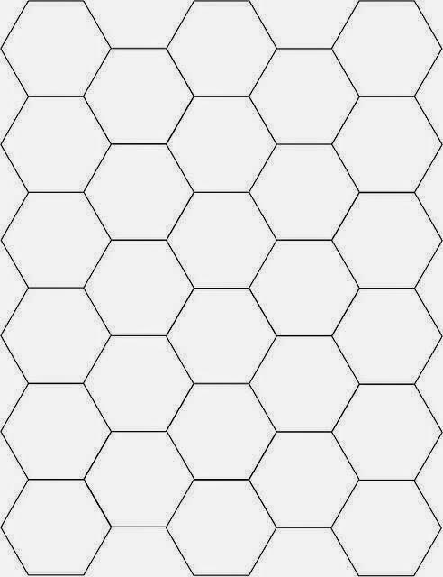generador de hexágonos y otras figuras geometricas