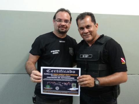 Curso de Proteção de Autoridades em Castanhal é Concluído pela policia civil
