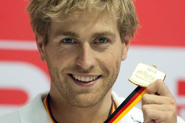 Resultado de imagen de Helge Meeuw swimmer