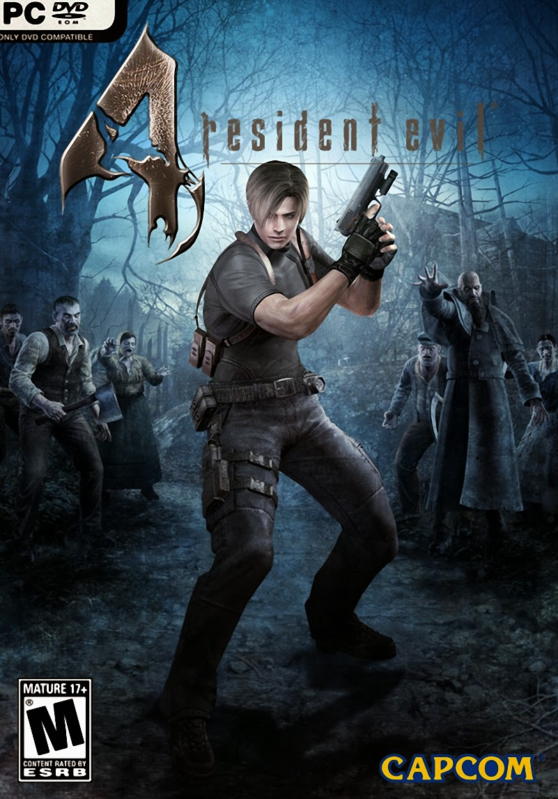 Download Resident Evil 4 PC Game Torrent - kickasstorrents