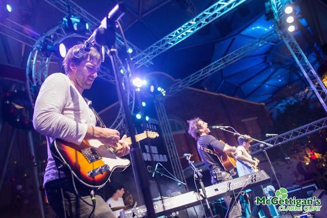 McGettigan's Clarke Quay - Live Music Band