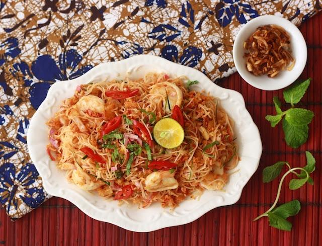 authentic best malaysian karabu mee hoon