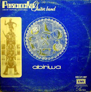 Peacocks Guiter Band -Abiriwa, EMI