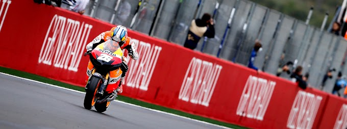 Hasil Race Seri terakhir MotoGp 2012