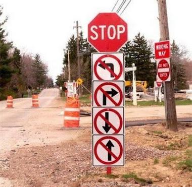 """Ojo cómo interpretamos las """"señales"""""""