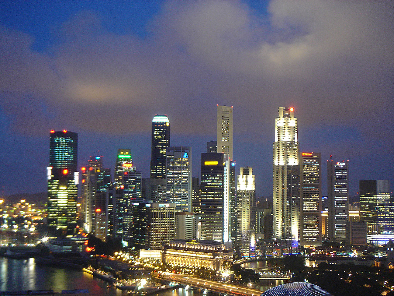 Singapore Curious Facts - Tourist Destinations