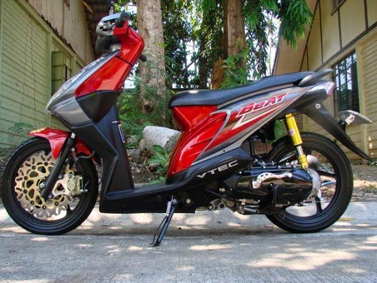 Foto Modifikasi Honda Beat_4 - OtoGrezz