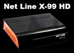Atualizacao do receptor NetLine X99 HD V0037