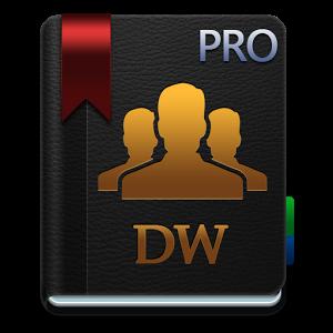 DW Contacts & Phone & Dialer v2.6.1.0-pro Full Apk