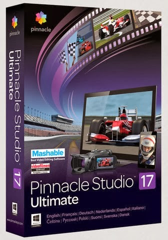 Pinnacle Studio 17.0.2.137 Ultimate Multilingual-P2P