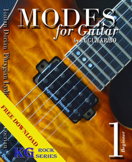 FREE DOWNLOAD MODES FOR GUITAR