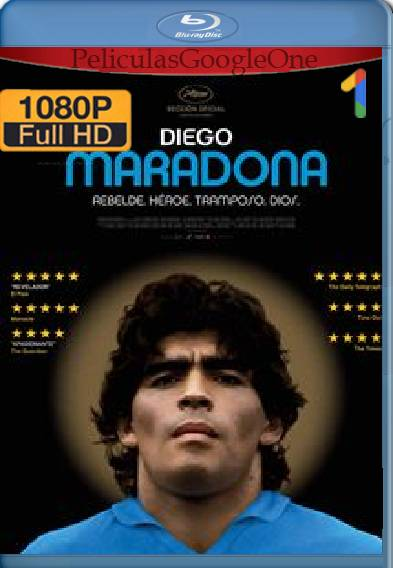 Diego Maradona (2019) HD [1080p] [Latino] [GoogleDrive]