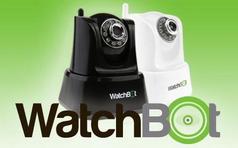 Watchbot cameras