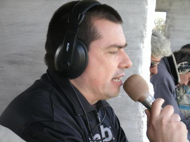 DESDE TRINIDAD - FLORES PABLO CAMPIGLIA CON LA LEY DEL FUTBOL POR RADIO CON BASE DE TRANSMISION DE
