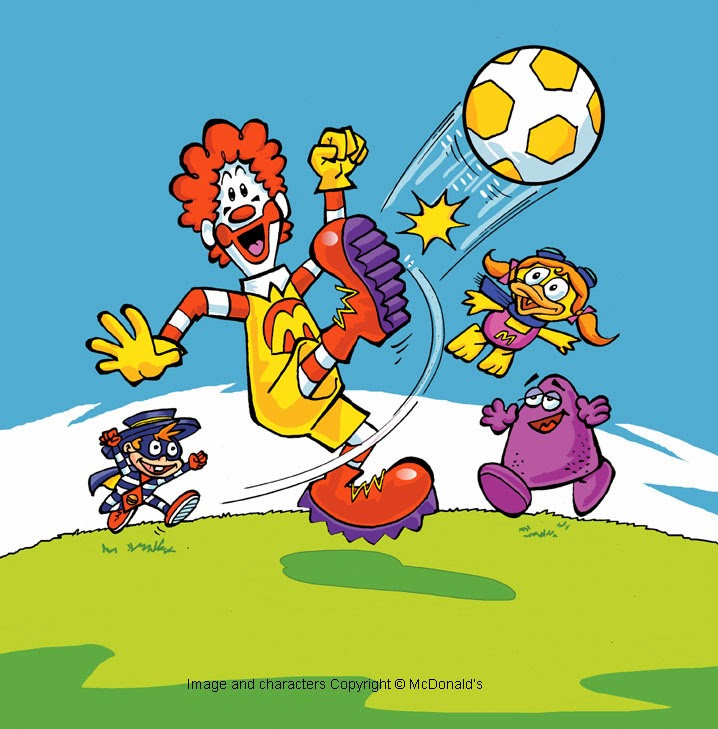 Go Back  gt  Gallery For  gt  Ronald Mcdonald And FriendsRonald Mcdonald And Friends