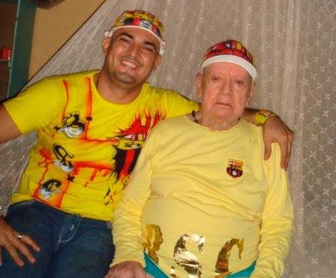El abuelo Barcelonista