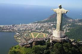 Statuia lui Hristos Mantuitorul din Rio de Janeiro