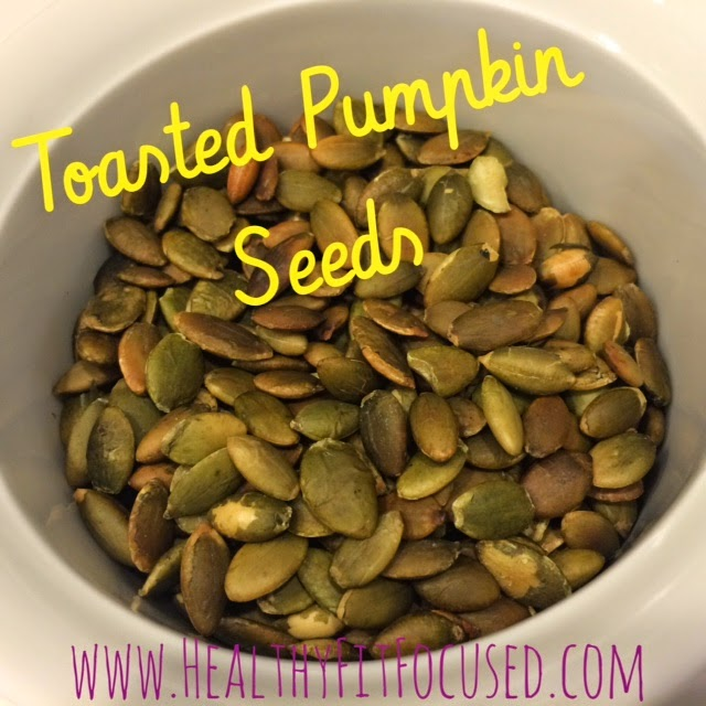Ultimate Reset Recipe, Toasted Pumpkin Seeds
