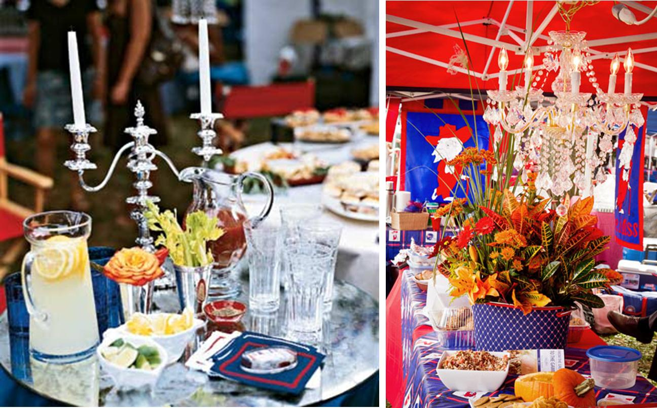 Details step up your tailgate sec style sec teams are famous for their lavish tailgates and texas am should show that we can tailgate with the best of them here are some awesome ways to spice up arubaitofo Gallery