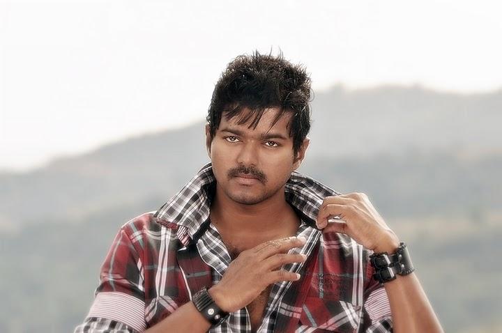latest vijay  hot stills