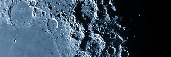 В лабиринтах лунных гор | новая версия 2008 композиции Андрея Климковского
