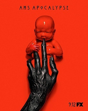 American Horror Story - Apocalypse 8ª Temporada Legendada Séries Torrent Download capa