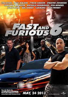 FAST AND FURIOUS 6 (HINDI)  Movie at Pentagon Mall Haridwar Uttarakhand