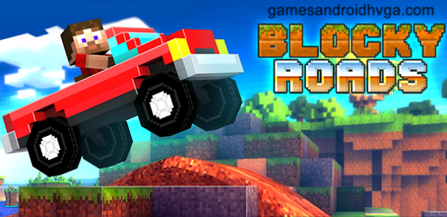 Blocky Roads Apk v1.1.1 + Data Mod [Full / Unlimited Coins]
