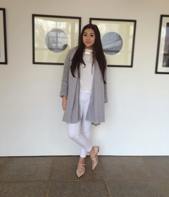 Liverpool fashion blog, Liverpool style blog, white jeans outfit, Zara sparkly pumps