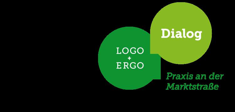 Dialog. Logo + Ergo.