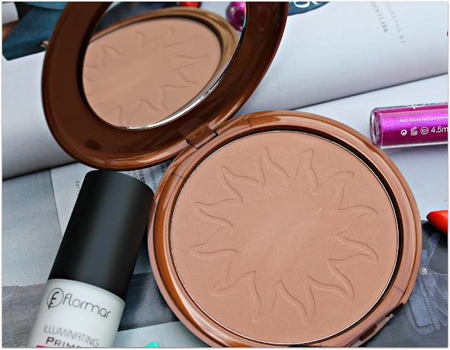 Flormar bronzing powder