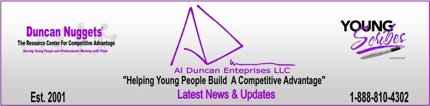 Al Duncan Enterprises LLC | Latest News | Soft Skills