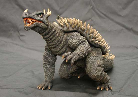 Godzilla Vs Anguirus Rodan And King Caesar Kaiju Battle: CREATURE...