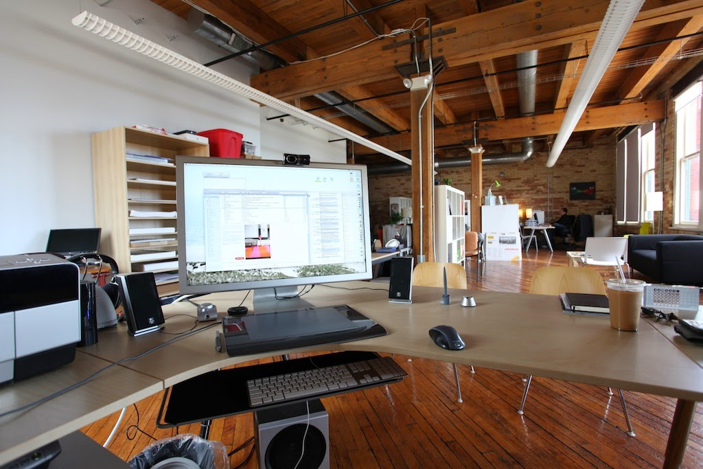NoPattern Studio Office Interior Design Ideas