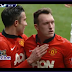 Goal Jones - West Bromwich 0-1 Man United- 08-03-2014 Highlights