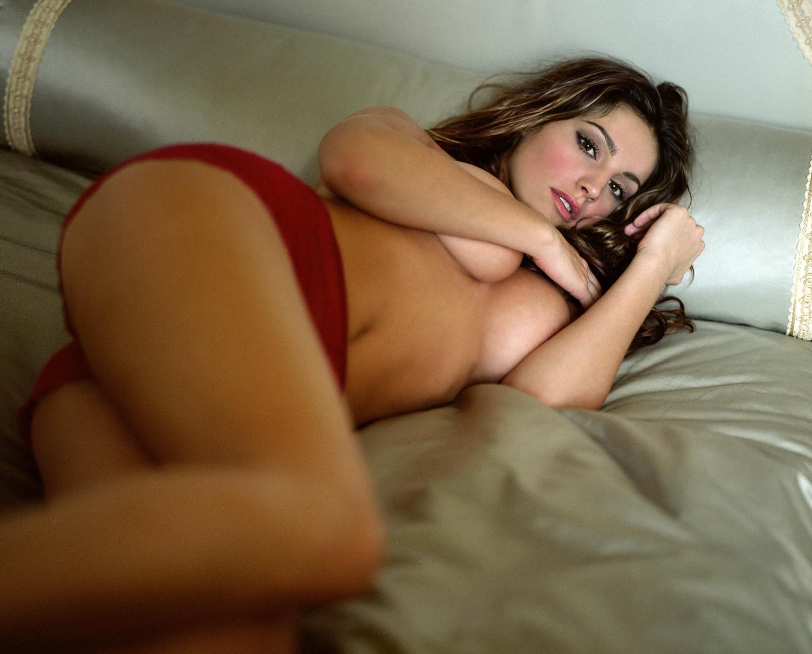 Келли Брук 4